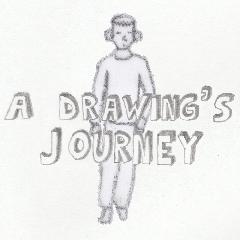 A Drawing's Journey