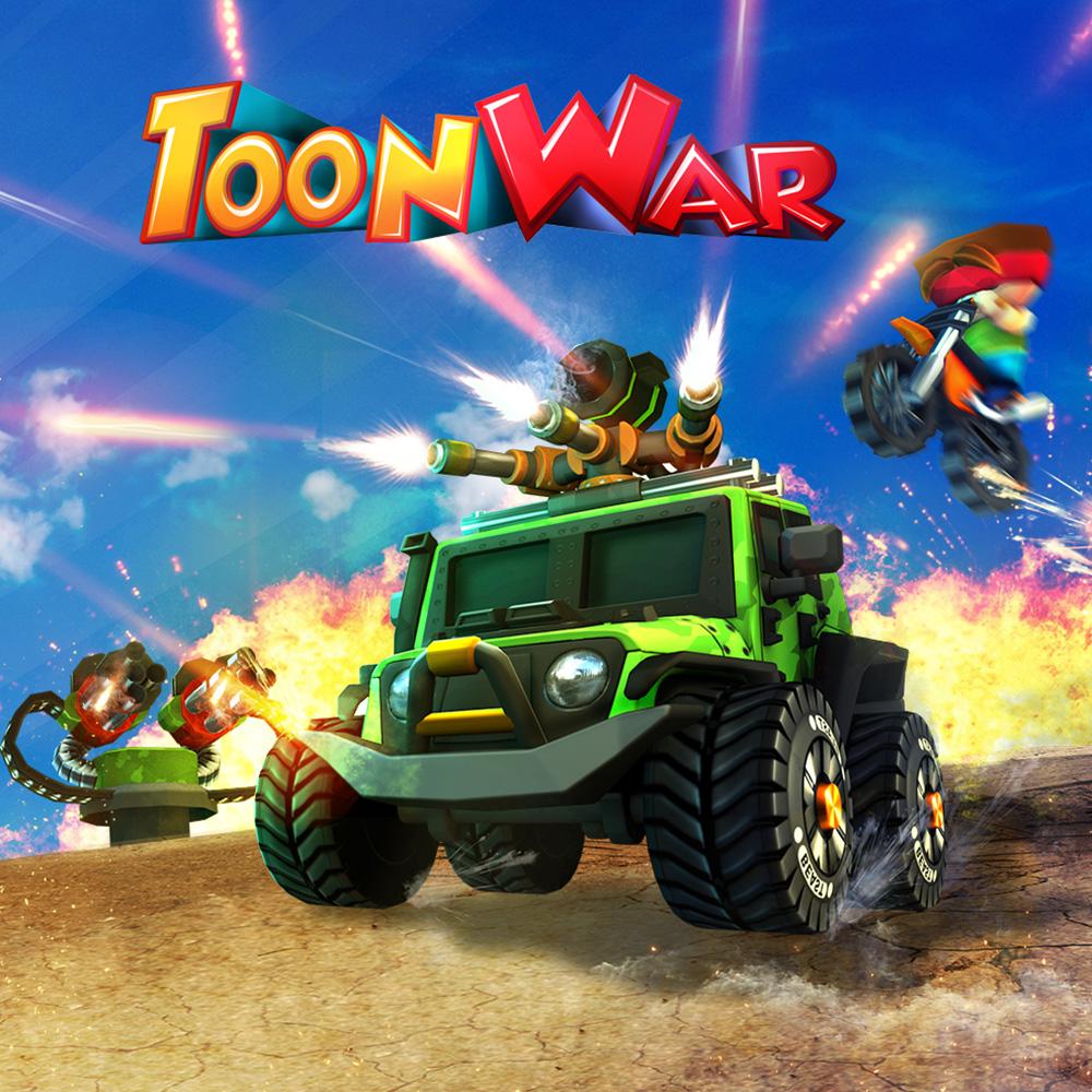 Wii U Downloadable Games : Toon war wii u download software games nintendo