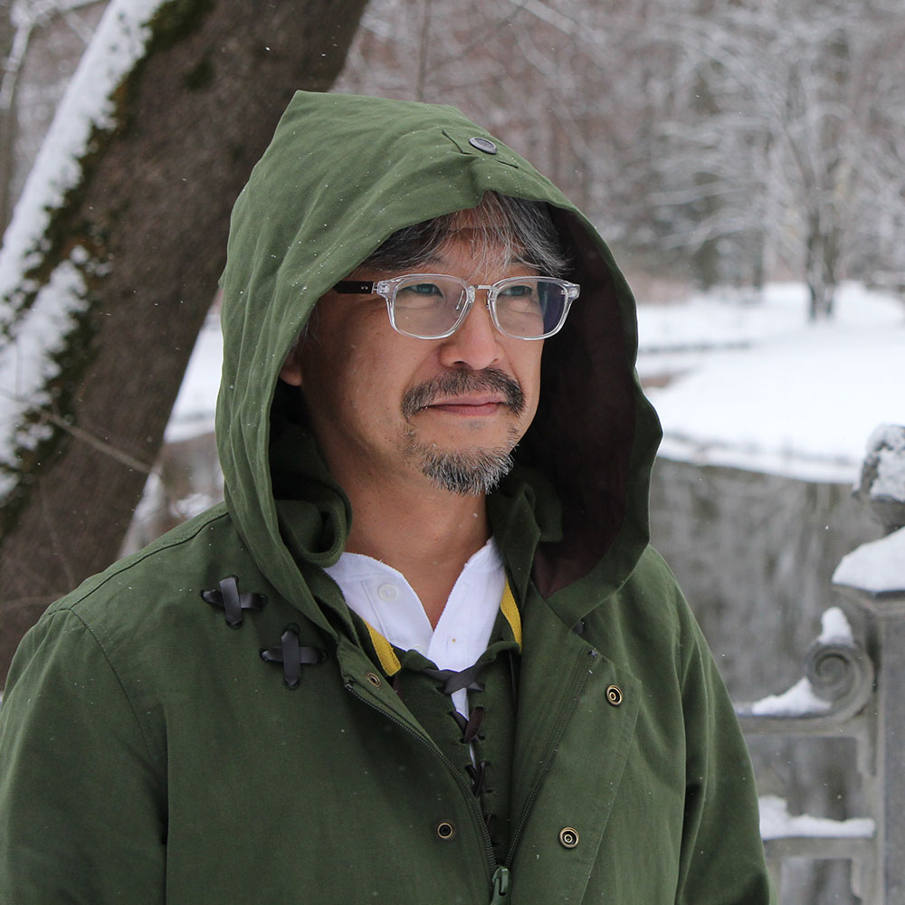 Join The Legend of Zelda producer Eiji Aonuma on an adventure into the wild