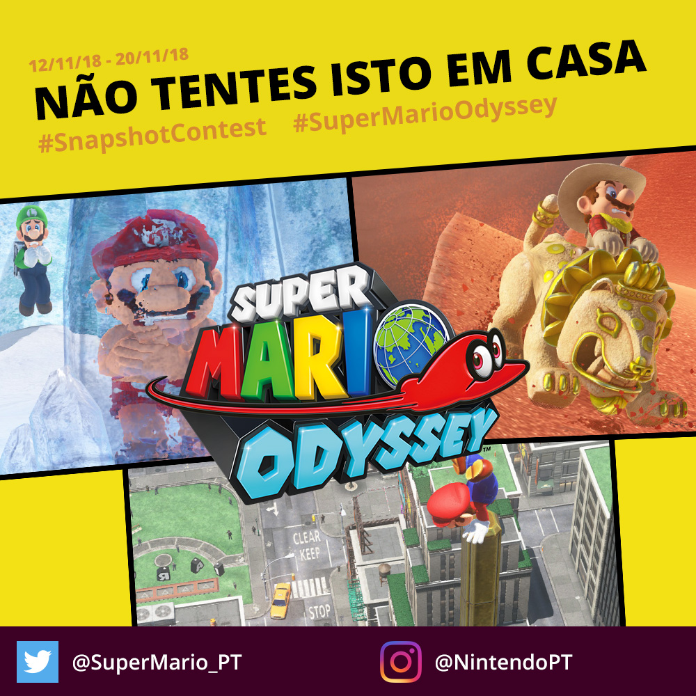 "#SnapshotContest: Descobre os vencedores do tema ""As tuas capturas preferidas""!"