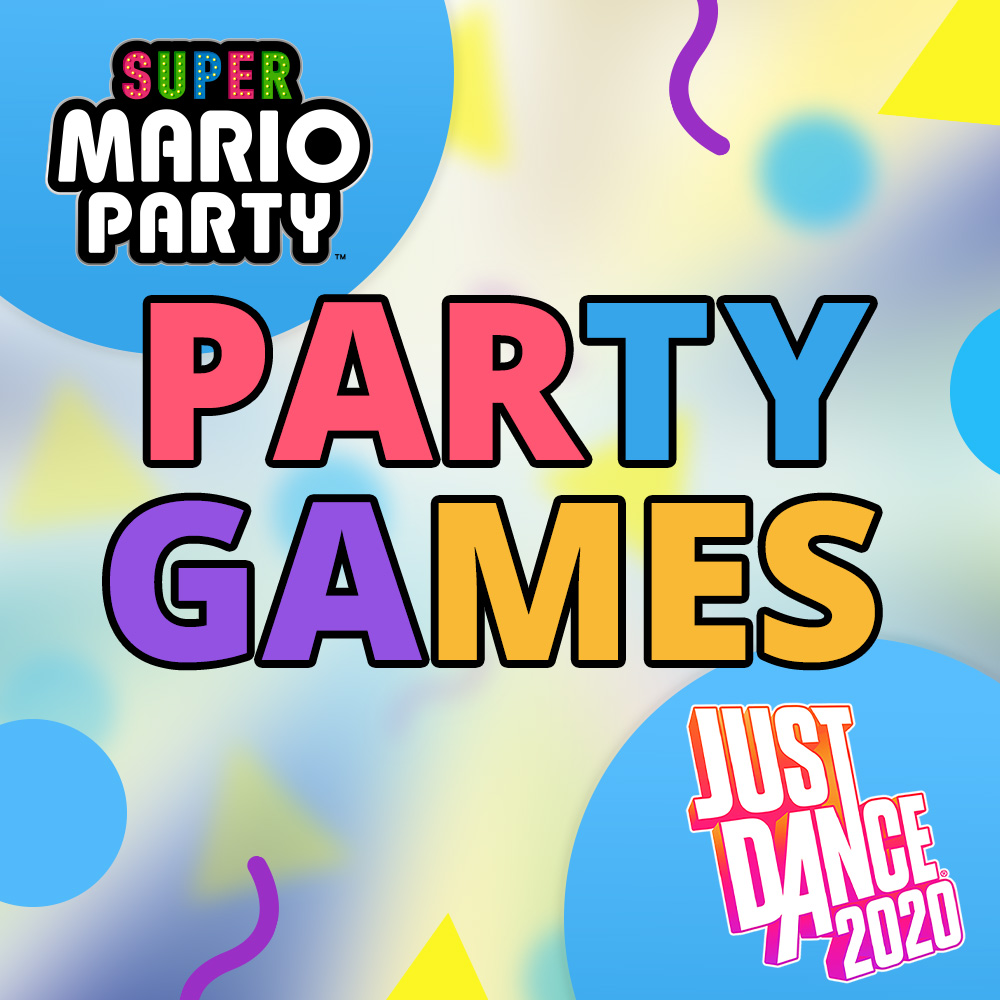 Grab your friends and have a blast with these Nintendo Switch multiplayer party games!