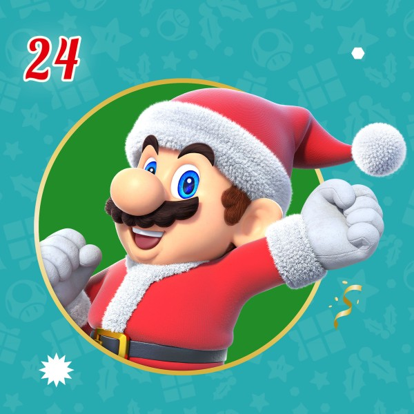 Festive Gaming Calendar: Day 24