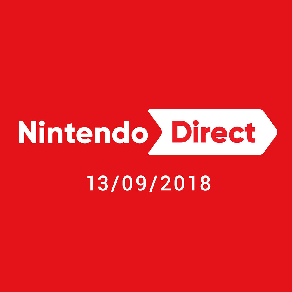 Nintendo Direct presentation rescheduled to 11 p.m. BST on Thursday, 13th September, and Nintendo Switch Online service to start on 19th September