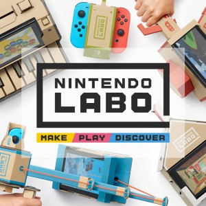 Nintendo unveils more ways to make, play and discover with Nintendo Labo