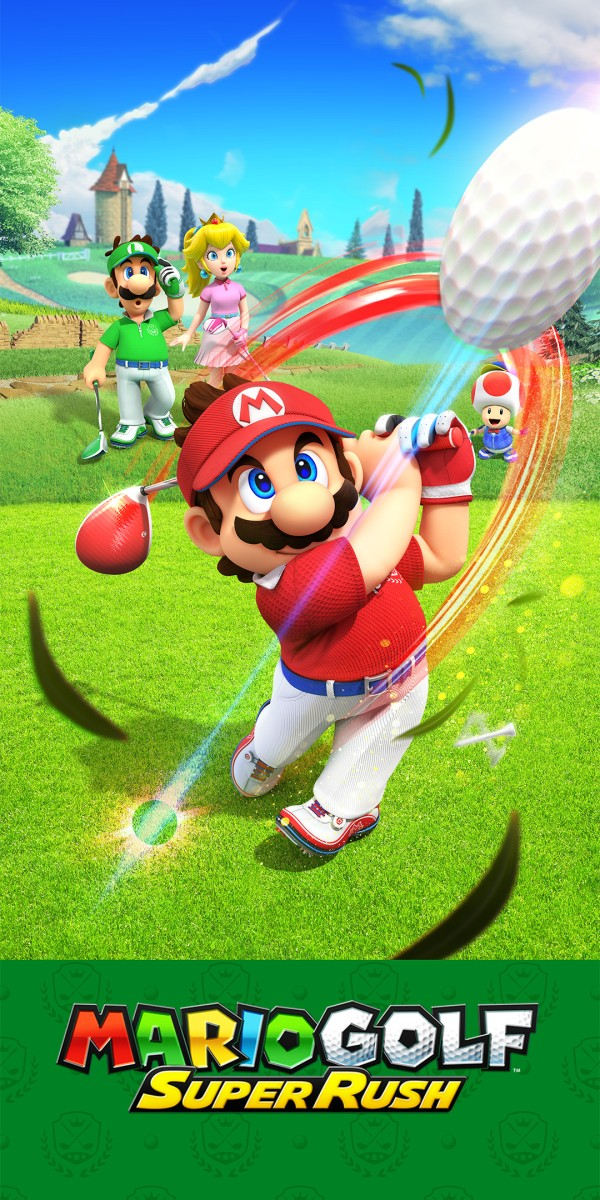 Mario Golf: Super Rush