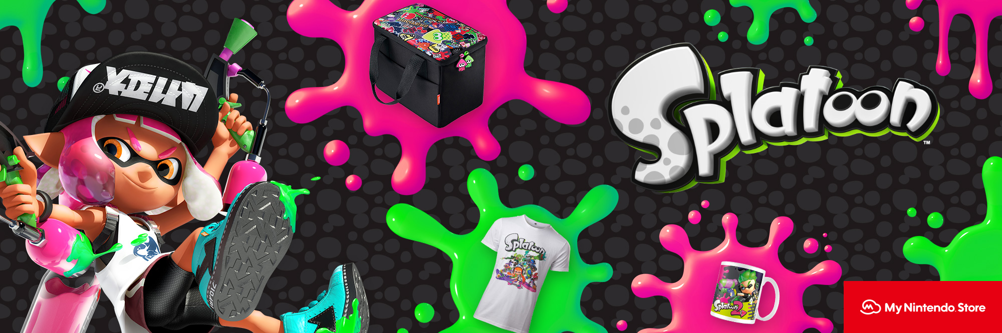 Articles Splatoon