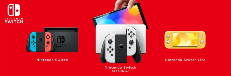 Was ist Nintendo Switch?
