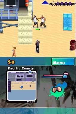 Gangstar 2 Kings of L A  | Nintendo DSiWare | Games | Nintendo