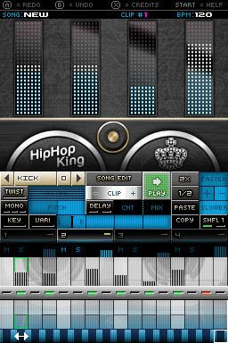 Hip Hop King Rytmik Edition | Nintendo DSiWare | Games | Nintendo