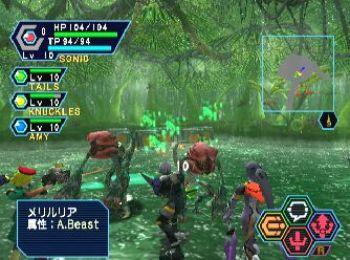 Phantasy Star Online Episode I Ii Nintendo Gamecube Games