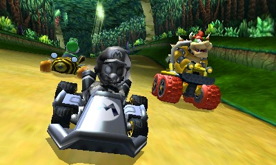 Juegos Mario 3ds Mario Kart 7 | Nintendo 3ds