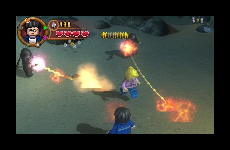 Lego Harry Potter Anos 5 7 Nintendo 3ds Juegos Nintendo