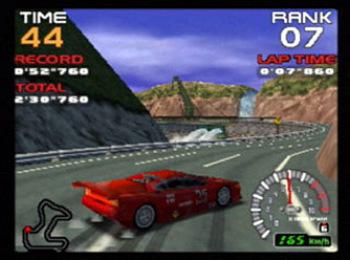 Ridge Racer 64 Nintendo 64 Juegos Nintendo