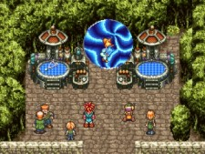 Chrono Trigger на DS.