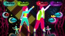 Screens Zimmer 1 angezeig: just dance download