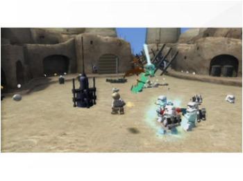 Lego Star Wars The Complete Saga Wii Games Nintendo