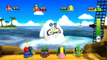 Mario Party 9 Wii Juegos Nintendo