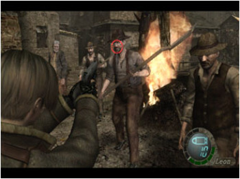 Resident Evil 4 Wii edition | Wii | Games | Nintendo