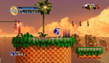 SONIC THE HEDGEHOG™ 4 Episode I | WiiWare | Games | Nintendo