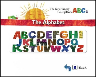 The Very Hungry Caterpillar's ABC | WiiWare | Games | Nintendo