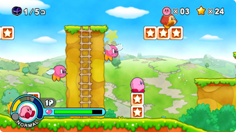 ... Kirby-Spiel... Kirby Spiele
