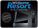 Limited Edition Black Wii bundle announced for Europe, including Wii Sports Resort and Wii MotionPlus