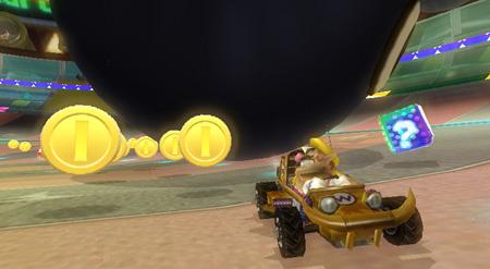 Mario Kart Wii Chain Chomp