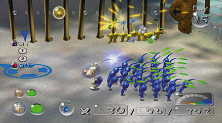 See What S New In New Play Control Pikmin 2 2009 News Nintendo