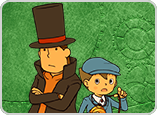 The official Professor Layton and the Lost Future website is now open!