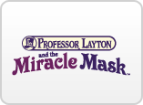 Roll up, roll up! The teaser site for Professor Layton and the Miracle Mask is here to entertain you!