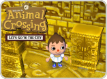 May delivers a new Golden Series item in Animal Crossing for Wii