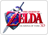 Our official website for The Legend of Zelda: Ocarina of Time 3D is live