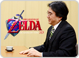 Iwata Pergunta: The Legend of Zelda: Ocarina of Time 3D, parte 3
