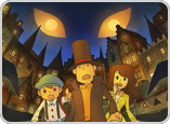 Layton returns in the new challenging puzzle prequel, Professor Layton and the Spectre's Call