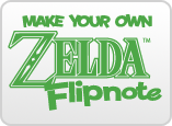 Create your own Zelda Flipnote and have it judged by the developers of The Legend of Zelda series of games