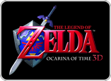 A golden opportunity with preorders of The Legend of Zelda: Ocarina of Time 3D