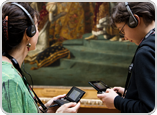The Louvre museum and Nintendo join forces to release the Audioguide Louvre - Nintendo 3DS