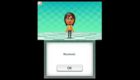 Can I use Mii characters I created on my Wii, on my Nintendo