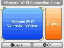 Manual Setup | Nintendo DS Lite | Support | Nintendo